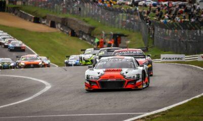 GTWC Europe Brands Hatch 2021