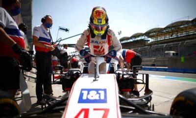 Mick Schumacher Hungaroring 2021