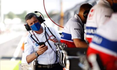 Gunther Steiner Haas Budapest Hungaroring 2021