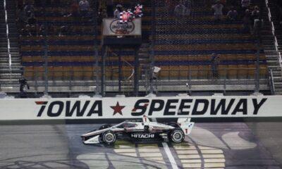 Iowa Speedway powrót IndyCar