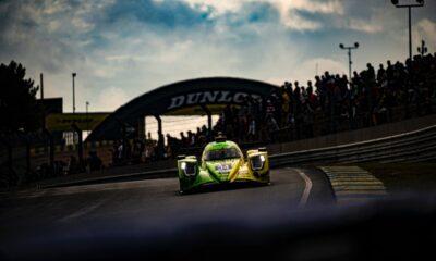 Le Mans 24h 2021 piekarze w top 10