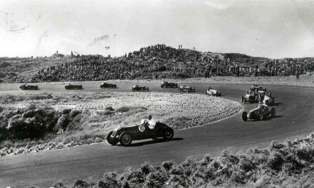 Prince Bira 1948 i wyścig w Holandii