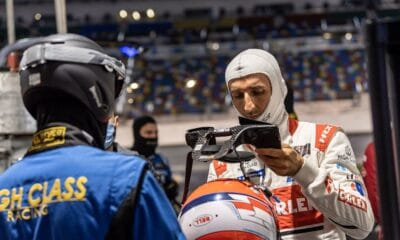 Robert Kubica i starty w Endurance