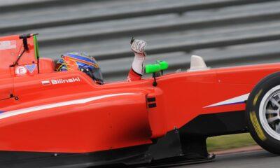 Roman Bilinski wygrana Snetterton