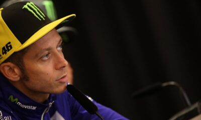 Valentino Rossi felieton na temat kariery