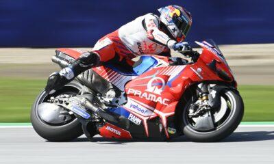 Kwalifikacje do GP Styrii MotoGP: Jorge Martin