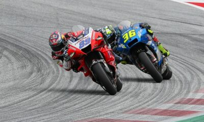 Jorge Martin wygrywa GP Styrii 2021 MotoGP