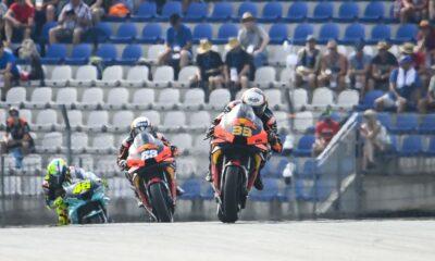 Brad Binder GP Austrii MotoGP 2021