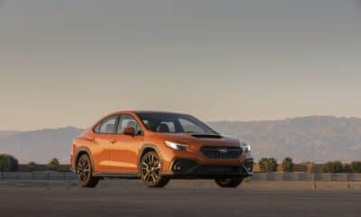 Nowe Subaru WRX