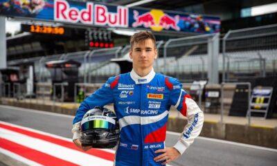 Michael Belov Red Bull Ring