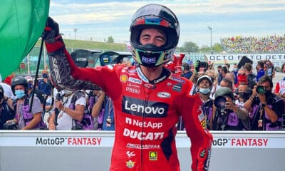 Ducati Corse Bagnaia 2021 San Marino GP MotoGP