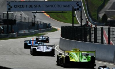 4 Hours of Spa 2021 lista
