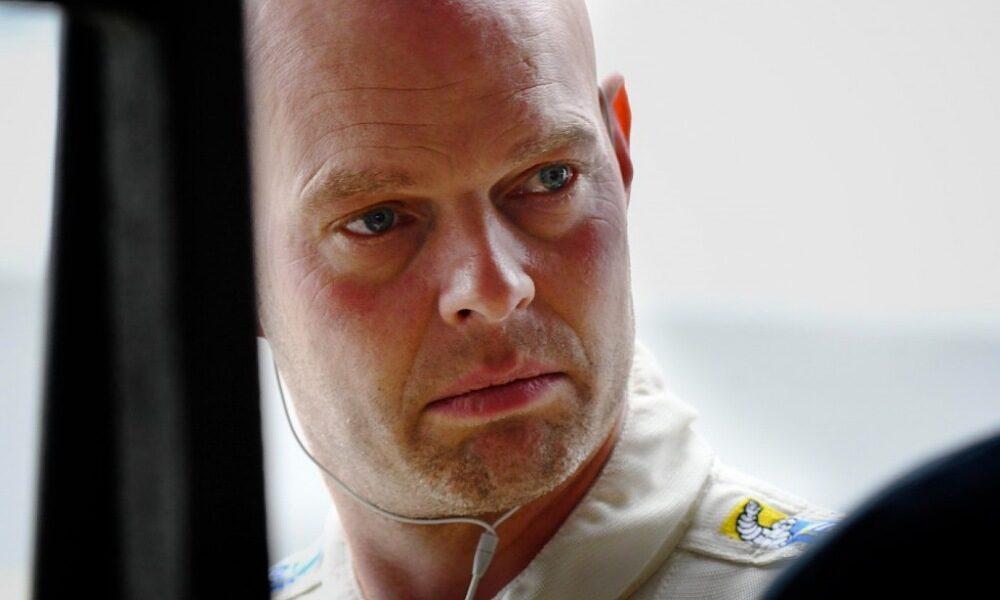 Jan Magnussen - zmarnowane talenty F1