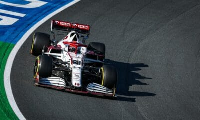 Robert Kubica GP Holandii