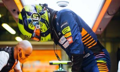 Norris GP Rosji 2021 pp f1