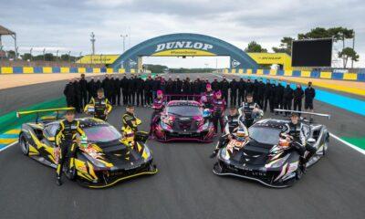 Prema Iron Lynx Le Mans 2021, WEC w 2022