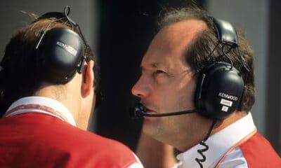 Ron Dennis McLaren lata 80-te f1