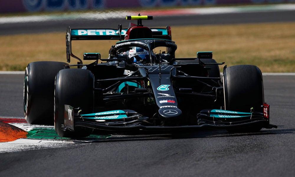 Valtteri Bottas sprint f1 gp włoch 2021