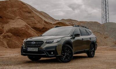 Subaru Outback Cross