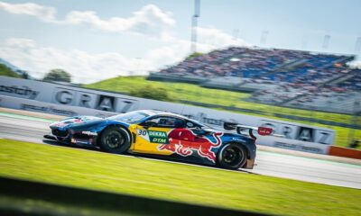 Red Bull AF Corse Liam Lawson DTM Spielberg