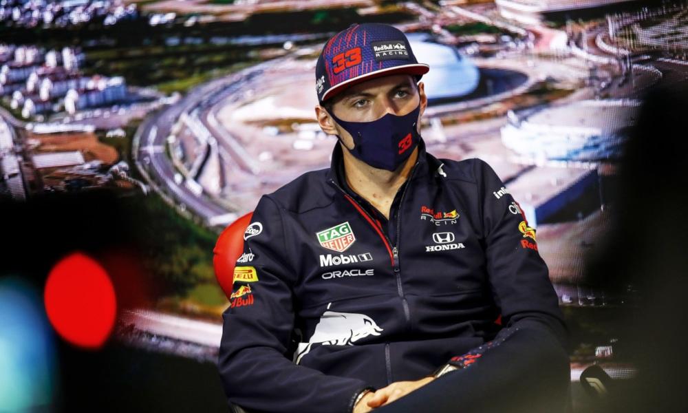 Verstappem Max F1 2021