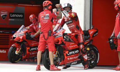wypowiedzi kwalifikacje GP Aragonii 2021 kalendarz motogp