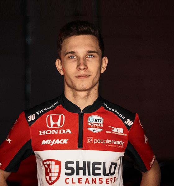 Christian Lundgaard w IndyCar