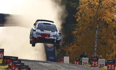 Elfyn Evans Rajd Finlandii WRC 2021