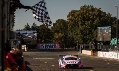 Gotz wygrywa w sobotnim wyścigu w DTM na Norisringu 2021
