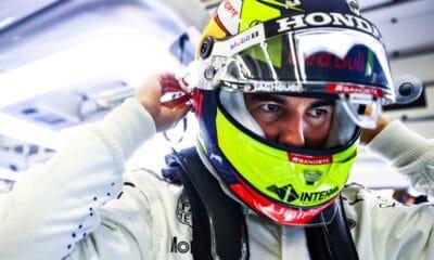 Sergio Perez GP Turcji 2021