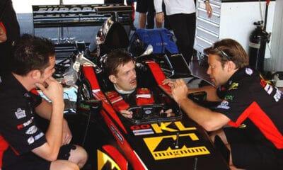 Jirko Malchárek Słowacja w F1