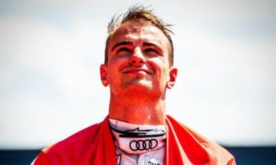 Nico Mueller w LMDh z Audi