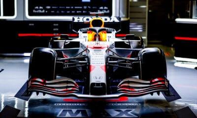 Red Bull GP Turcji Honda 2021 f1