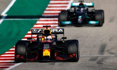 Red Bull szanse walka Mercedes GP Meksyku 2021 F1 opinia