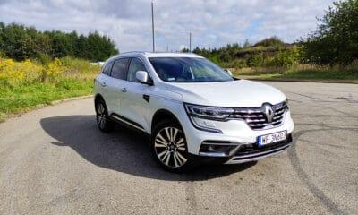 Renault Koleos 1.3 TCE 2021 główne